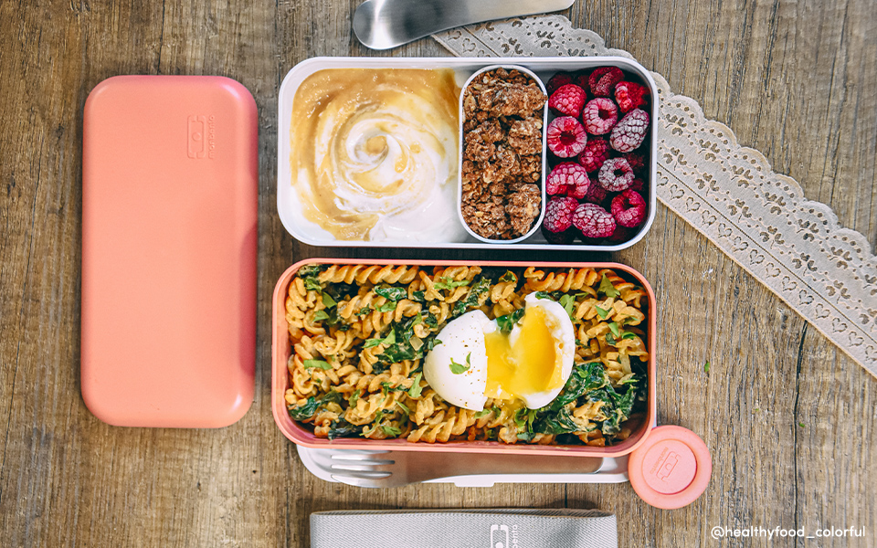 A week of meal prep with Alicia from @healthyfood_colorful