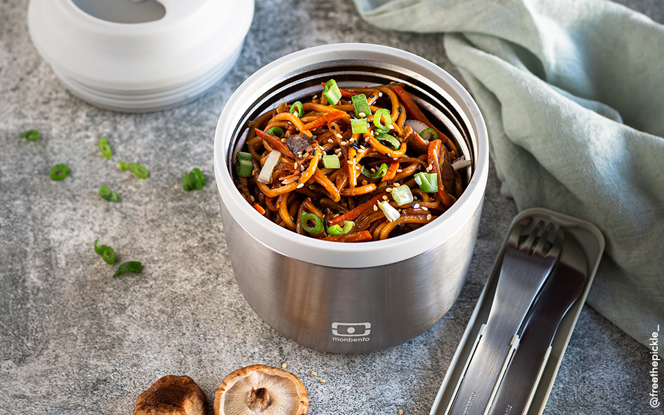 Chow Mein (fried noodles with vegetables)