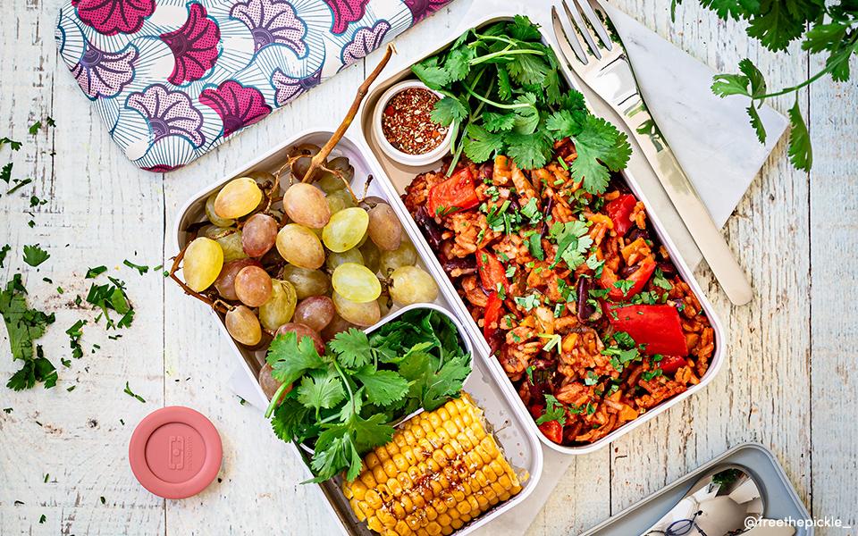 Cajun Vegetarian Rice